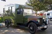 Rare 1929 REO Heavy Duty Camping Wagon is in amazing condityion