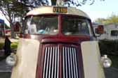 Picture of rare and unique 1941 Western Flyer trailer, restored to a very high level