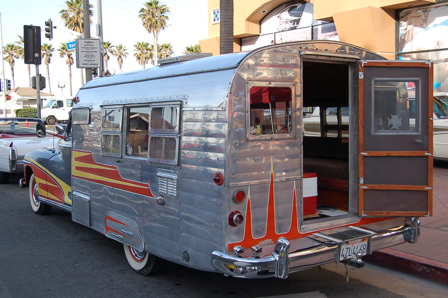 Vintage Truck Based Trailer Campers From Oldtrailer