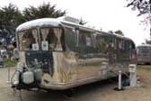 Image of Highly Polished 1947 Spartan Manor Travel Trailer