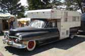 Very unique 1952 Cadillac that has been turned into a one-of-a-kind custom camper