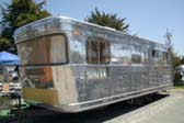 Amazing Polished 1952 Spartan Royal Manor Travel Trailer
