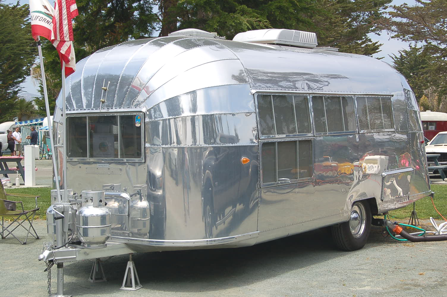 Airstream vintage trailers for sale pics 580