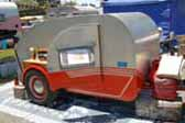 Photo of Nicely Restored Classic 1956 Benroy Teardrop Trailer