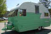 Beautiful 1956 Shasta Travel Trailer