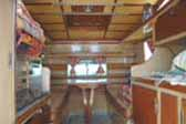 1960 International Housecar Trailer With Beautiful Wood Cabinetwork