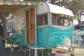 Classic 1962 Shasta 1500 travel trailer