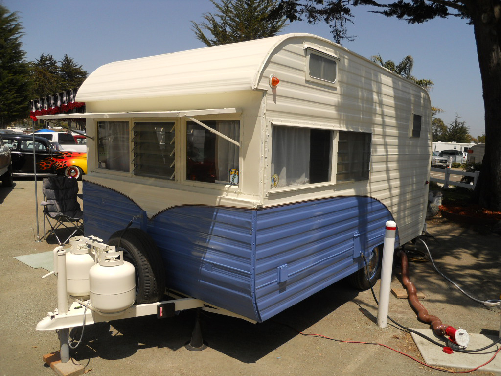 Vintage Aljoa Trailer Pictures And History From