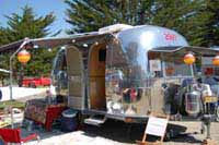 Old Airstream images including interiors, cabinets, kitchens & bathrooms