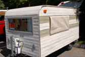 Original 1972 Little Scamp trailer in great condition