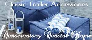 Classic Trailer Accessories for decorating your vintage trailer