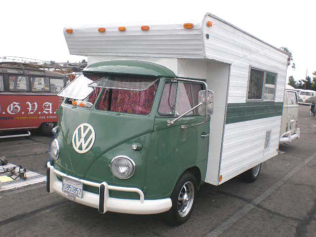 Brilliant  Camper Trailer Will Look Far More At Home Hitched To An Iconic VW