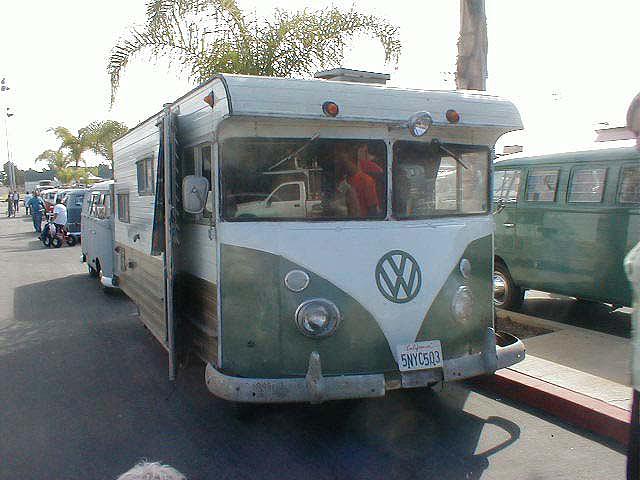 Vintage Truck Based Trailer Campers From Oldtrailer Com